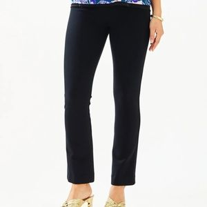 NWT Lilly Pulitzer Mia Cropped Flare Pants